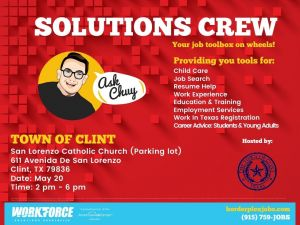 Solutions Crew -  Town of Clint